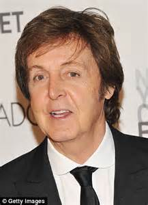paul mccartney dyed hair picture 1