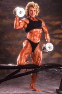 female muscles picture 17