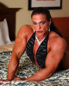 muscle women lift men and picture 1