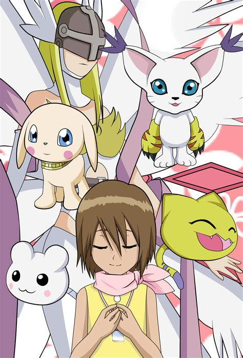 fat digimon animated picture 1