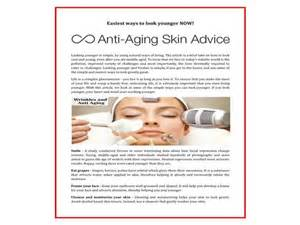 ordering anti aging treatment picture 3
