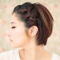 braiding short hair picture 5