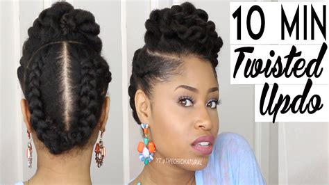 at home black hair style picture 13