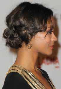 black prom hair styles picture 2