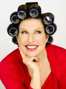 women who like curling crossdressers hair on rollers picture 6