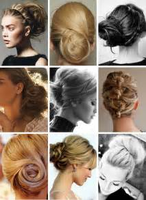 Beautiful wedding hair buns picture 4
