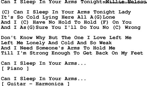 can i sleep in your arms picture 1