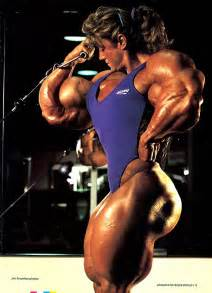 insanely huge female muscle morphs picture 15