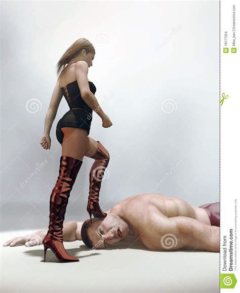 physically strong women overpowering men picture 1