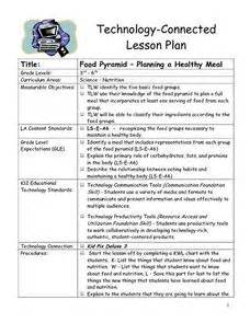 third grade health lesson plan picture 1