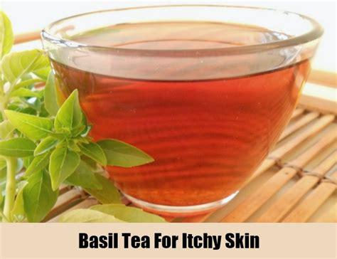 basil tea for stinging skin picture 1