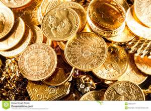 piles of gold picture 7