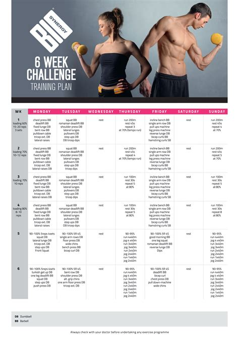 free diet and exercise plans picture 17