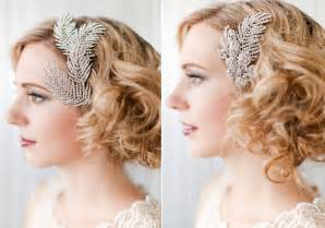 bridal hair comb picture 7