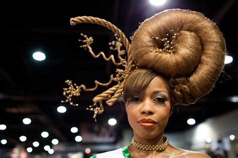 international hair show picture 2