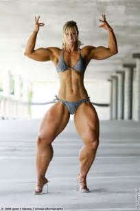 muscular women with hard legs picture 7