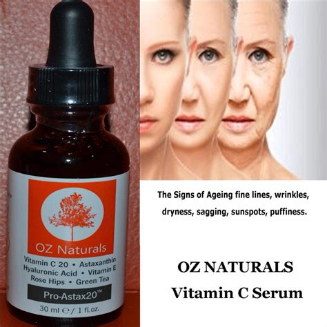 oz naturals - the best vitamin c serum for your face picture 1