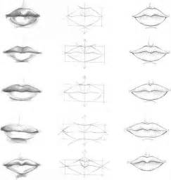 drawing lips picture 15