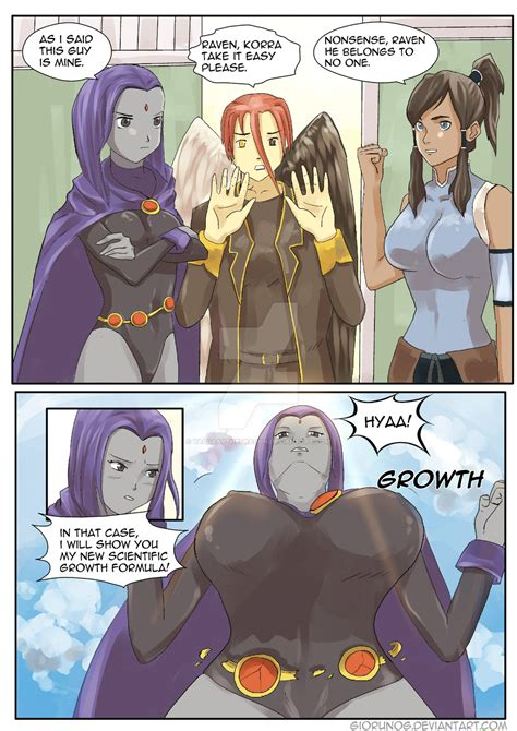 breast expansion chaos theory comic picture 1
