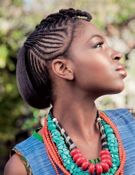 cornrow hair designs picture 3