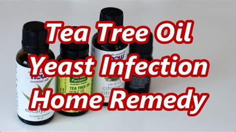 tea tree oil yeast infections picture 18