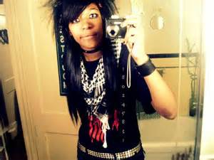african american emo hairstyles picture 2