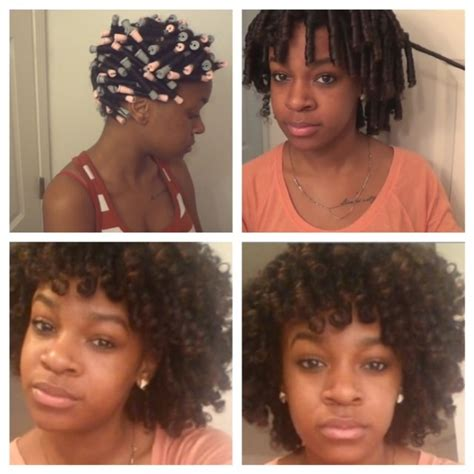 how to take a perm out of black picture 3