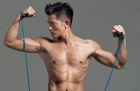 aaron kwok body weight picture 1