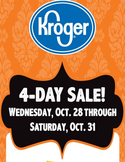 kroger 4 day sale 2015 picture 5