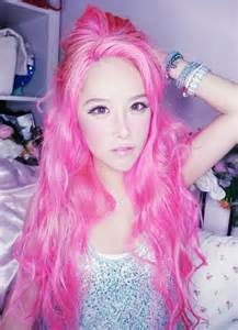 pink hair jpeg picture 6