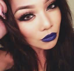 bluish-colored lips picture 6
