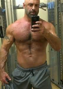 huge hairy muscle men picture 13