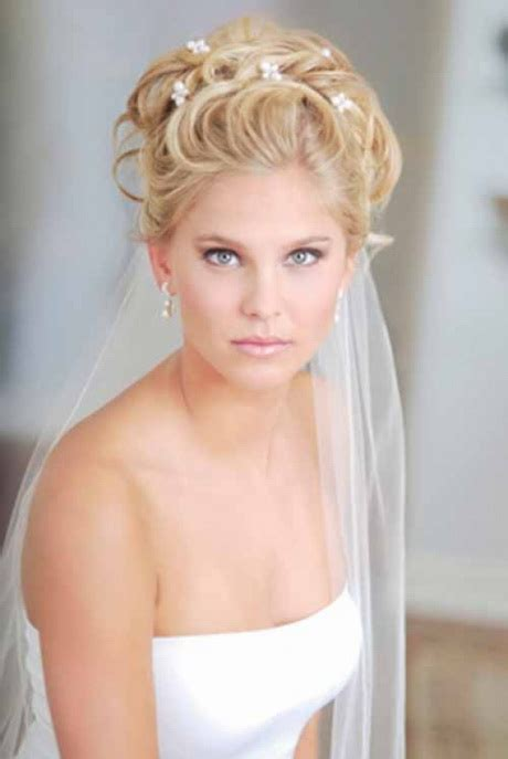 wedding hair styles wh veil picture 18