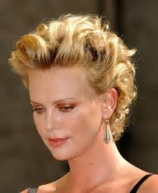 charlise therrons hair styles picture 1
