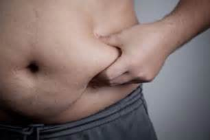 cellulite belly galler picture 3