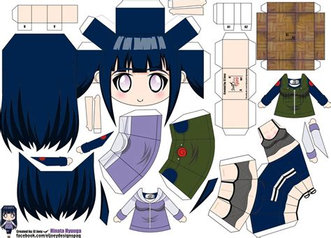 anime paper toys picture 14