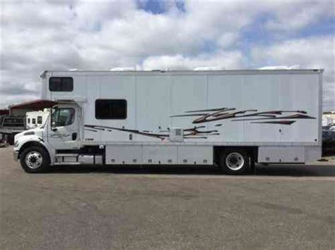 freightliner business cl motorhome picture 1