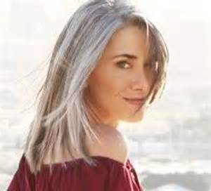 best hair color to cover gray picture 2