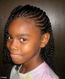 pictures of black hairstyles of flat twists picture 12