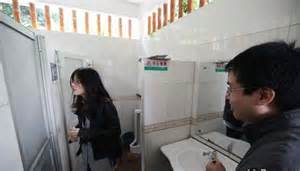 womens collegge toilet in china picture 5