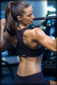 female muscles picture 15
