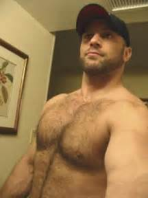hairy chest picture 7