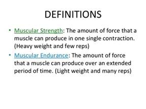 definition muscle strength picture 1