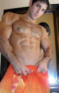 muscular arab men picture 15