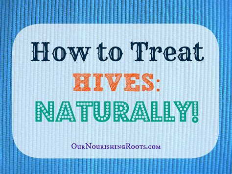 how to treat hives with blistereds picture 3