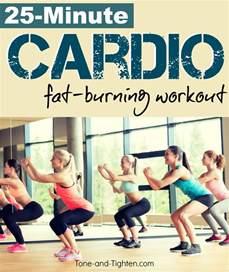 fat burning cardio picture 6