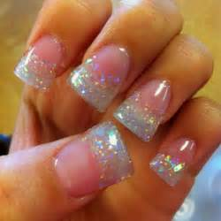 clear feet nails picture 11