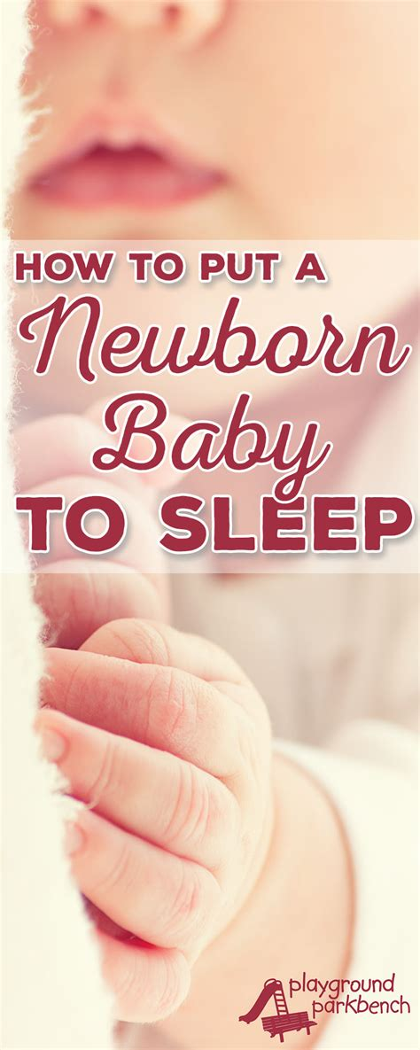 how to out newborn to sleep picture 14
