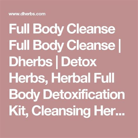 dee herbs full body cleanse picture 5