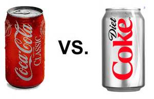 diet coke vs water picture 11